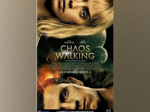 Poster of the film 'Chaos Walking' (Image Source: Instagram)