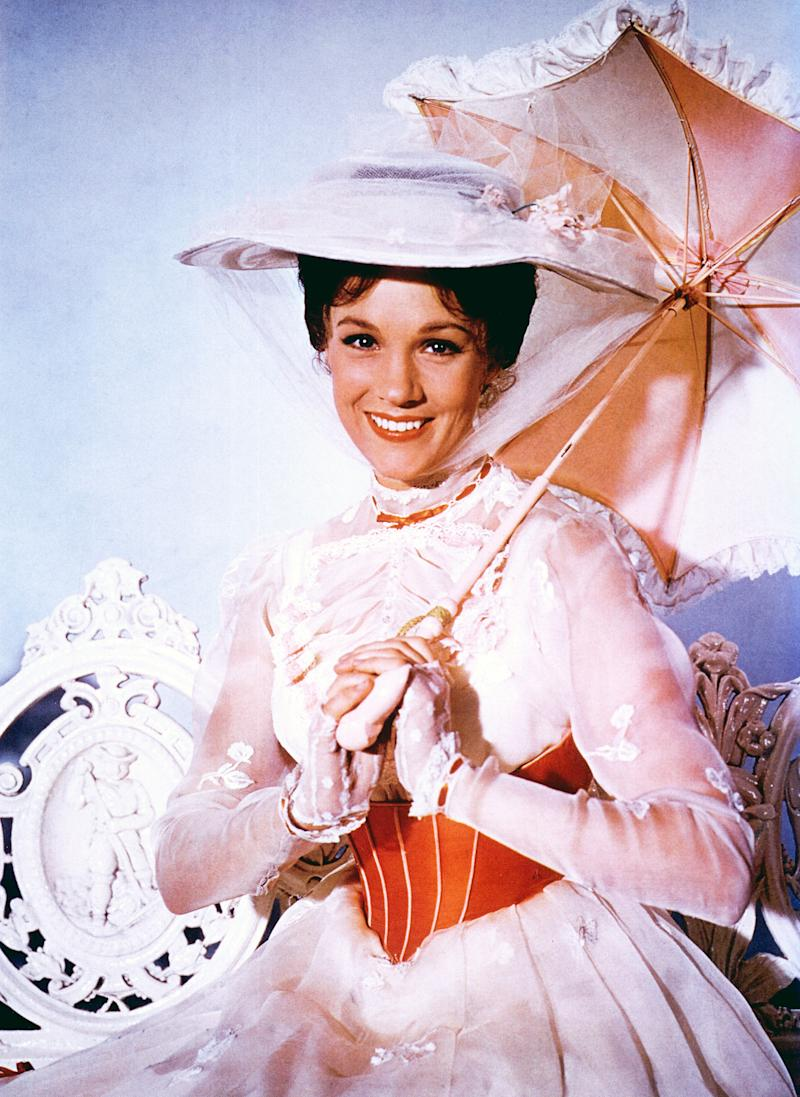 how to sing like julie andrews