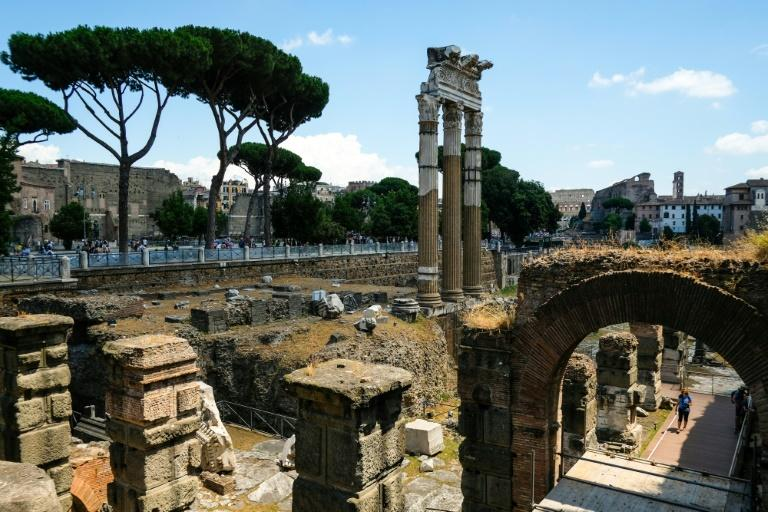 Rome and central Italy's antiquity is well-documented in the rich archaeological and historical record, but relatively little genetic work had been carried out until now