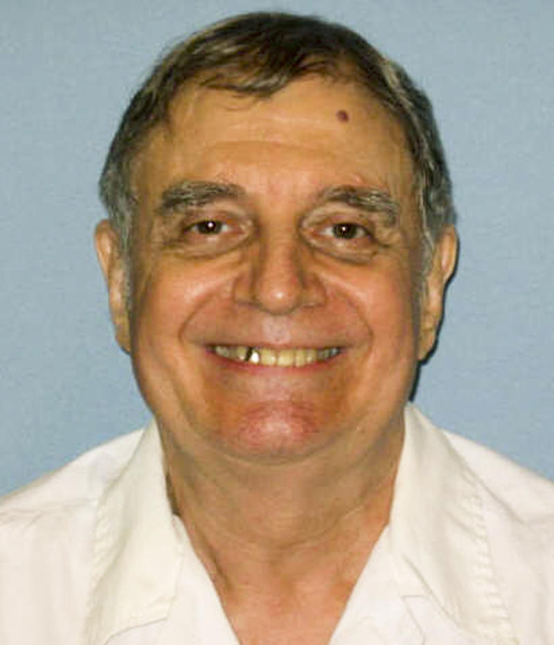 Supreme Court stays execution of Alabama inmate