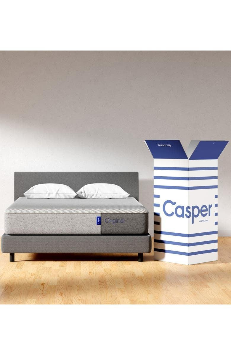 <p><span>Casper Original 11-Inch Foam Mattress</span> ($476-$1,036, originally $595-$1,295)</p>
