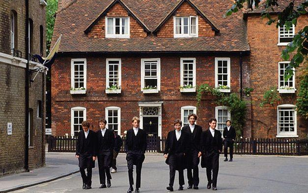 A former Etonian recalls their housemaster bussing in girls from St Mary's Ascot - Credit: Tim Graham / Alamy