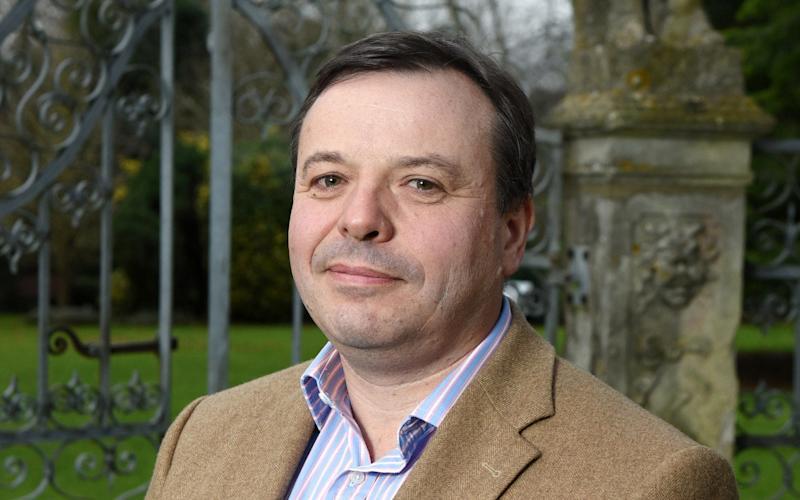 Multi-millionaire and Ukip donor Arron Banks - Credit: Jay Williams