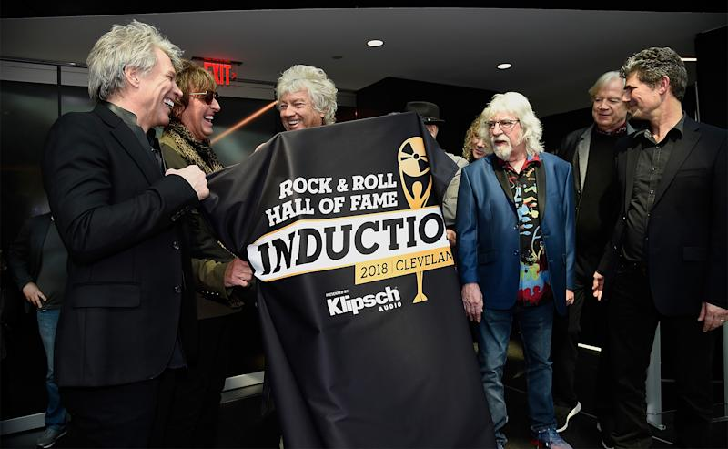 Bon Jovi, Simone, Dire Straits to Be Inducted Into Rock n' Roll Hall of Fame