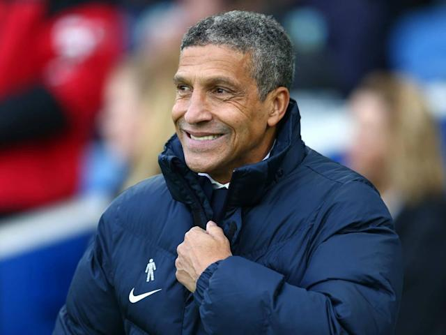 Chris Hughton lauds the FA for condemnation of Burnley fans who booed Brighton defender Gaetan Bong