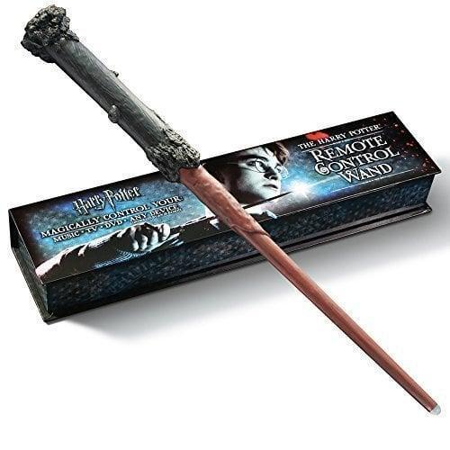 <p>Muggles, <span>The Harry Potter Remote Control Wand</span> ($49) is your chance to perfect your swish and flick.</p>