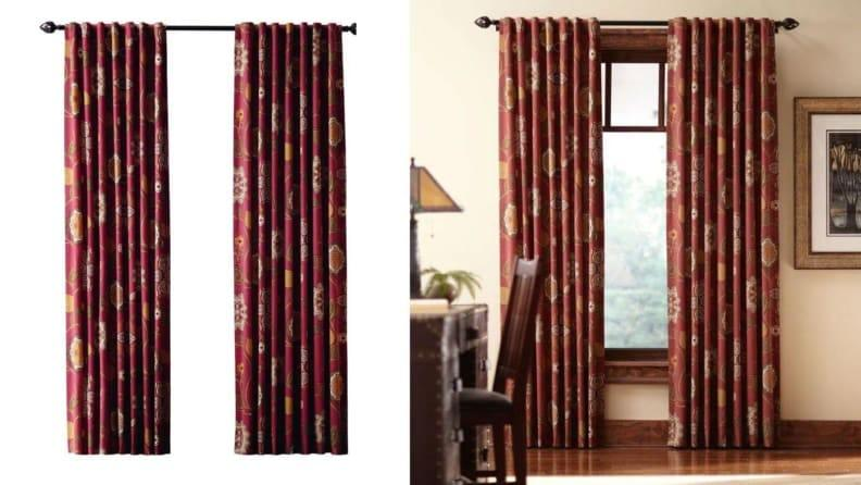 Bonus: These window treatments will keep your home better insulated, too.
