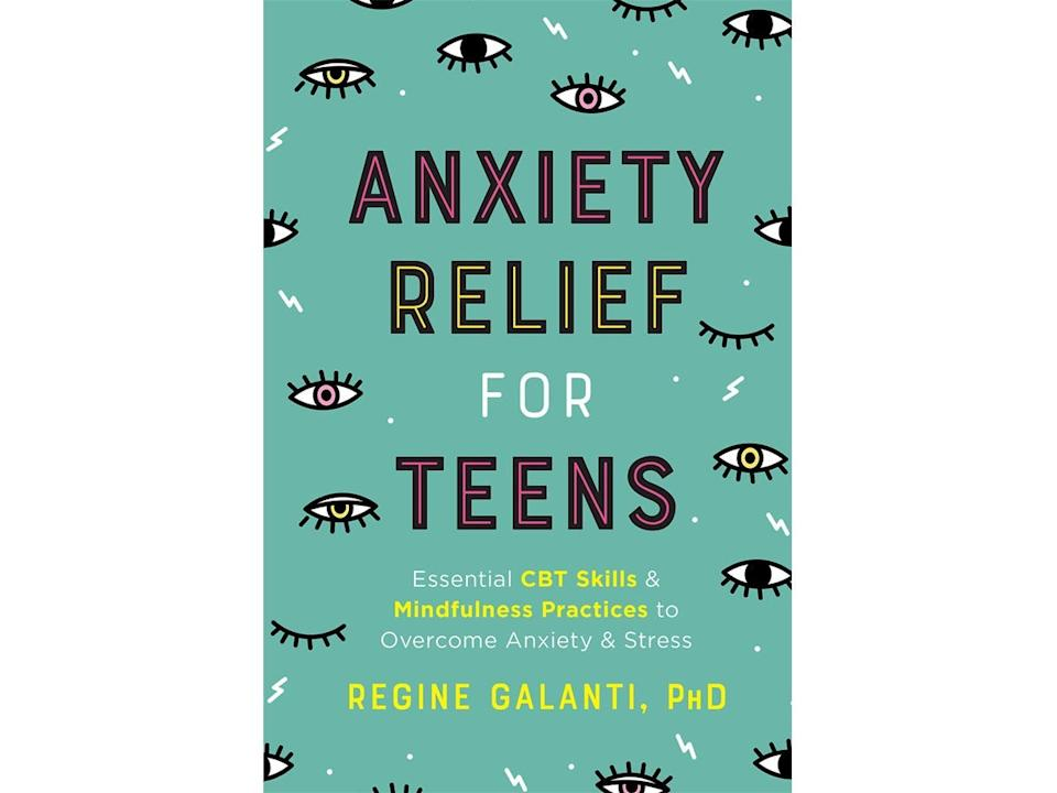 Books for kids with anxiety Anxiety Relief for Teens