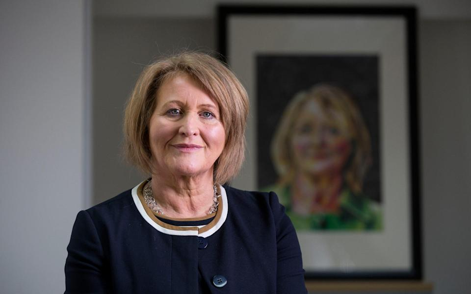 Anne Longfield, the Children's Commissioner for England