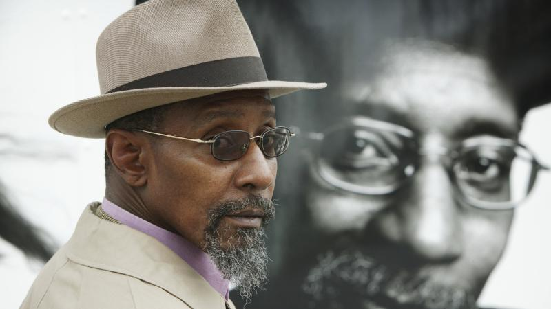 Linton Kwesi Johnson shares prize with arrested poet