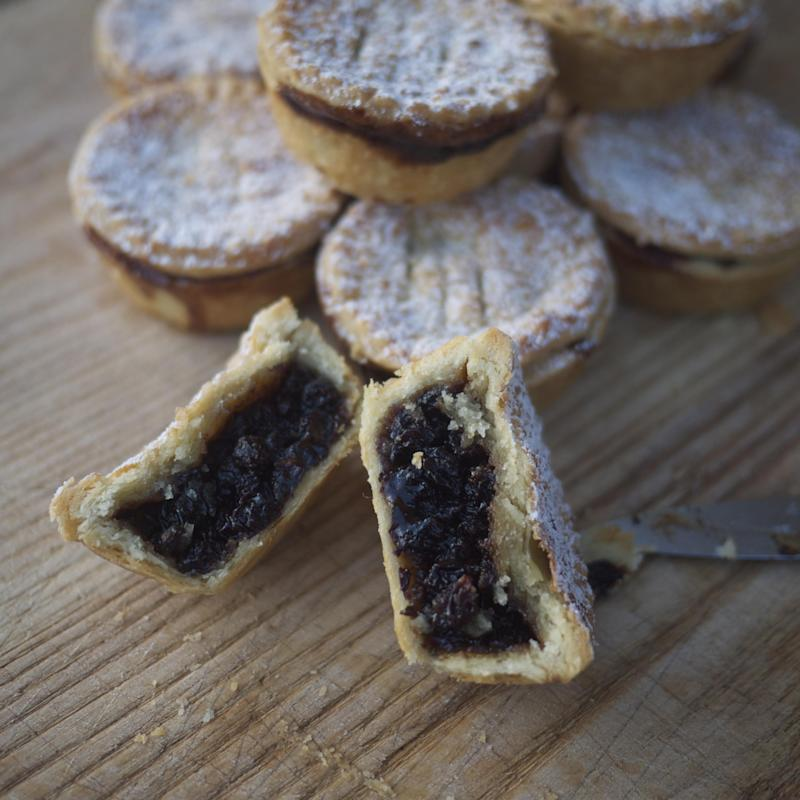 Mince pies are a Christmas classic