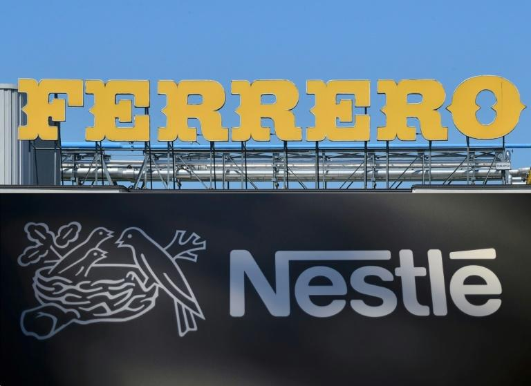 Nestle selling USA  candy brands to Nutella company
