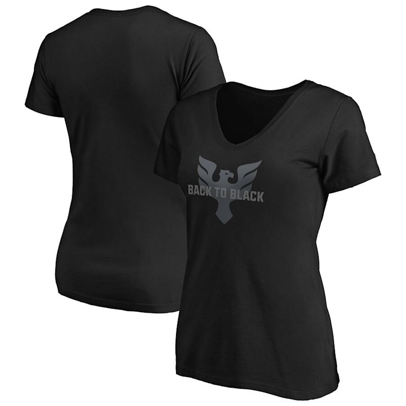 Women's DC United 2019 MLS Cup Playoffs V-Neck T-Shirt