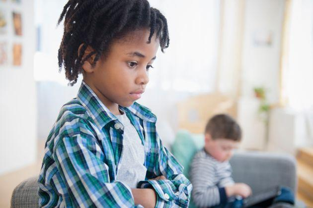 It's natural and expected for children to experience anxiety around the transitions of the coronavirus pandemic. (Photo: JGI/Jamie Grill via Getty Images)