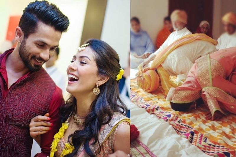Mira Rajput's Wedding Anniversary Note for Shahid Kapoor is All Things Love