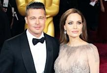 Brad Pitt and Angelina Jolie | Photo Credits: Splash