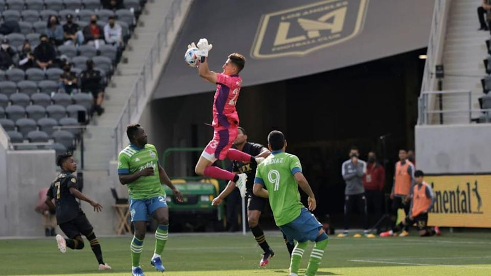Seattle Sounders FC v Los Angeles Football Club | Michael Owens/Getty Images