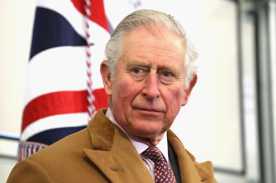 Prince Charles. Image via Getty Images.