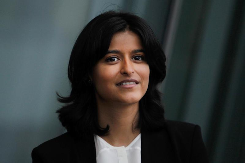 Munira Mirza, Johnson's former cultural adviser at City Hall, heads Number 10's policy unit (Getty Images)
