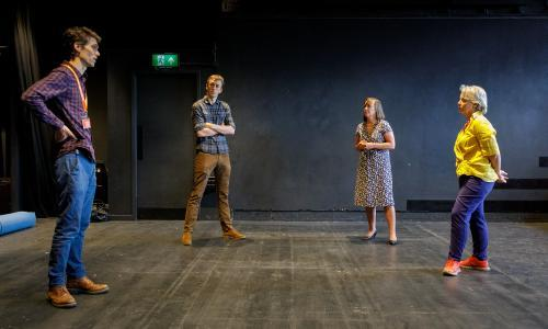 'We need help as soon as possible': Bristol's theatres in peril
