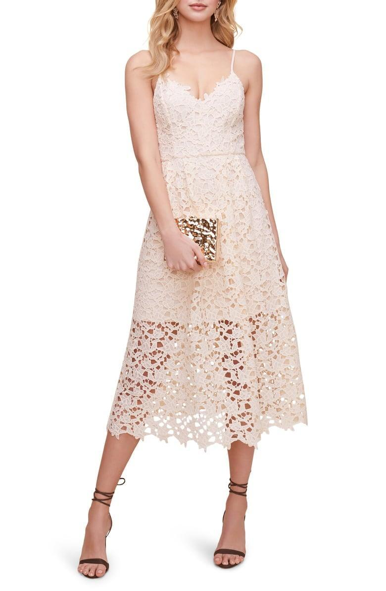 <p><span>ASTR the Label Lace Midi Dress</span> ($43, originally $89)</p>