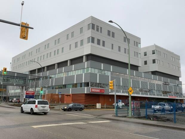 Outbreak control measures are in place and the hospital remains safe to visit for appointments and emergency care, Interior Health said. (Winston Szeto/CBC - image credit)