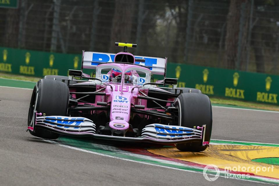 """Lance Stroll, Racing Point RP20 - 1.500.000 dólares<span class=""""copyright"""">Steven Tee / Motorsport Images</span>"""