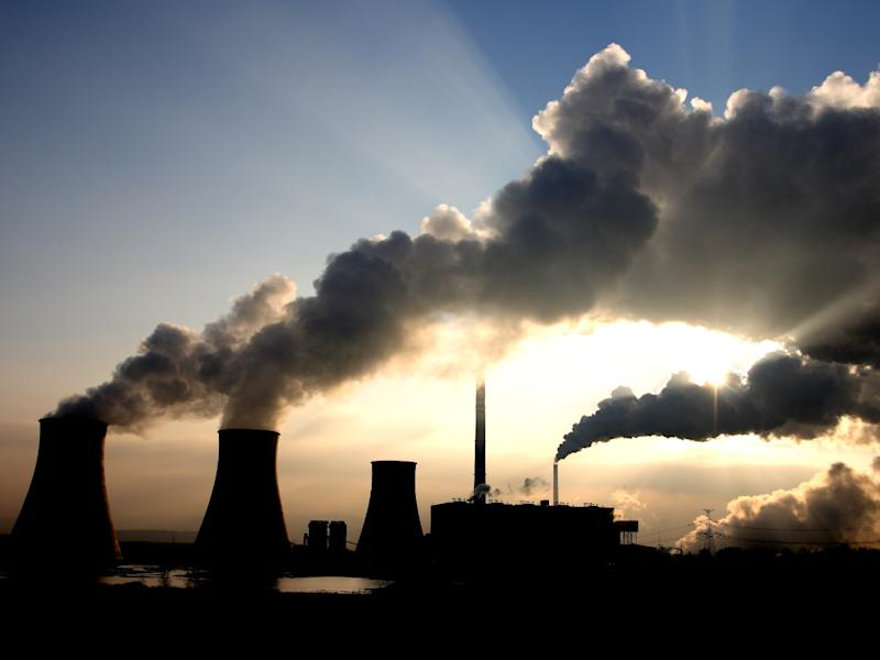 Coal-fired power stations in the Netherlands: iStock