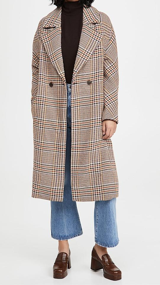 """<p>This <product href=""""https://www.shopbop.com/patsy-coat-cupcakes-cashmere/vp/v=1/1593484196.htm?folderID=13198&amp;fm=other-shopbysize-viewall&amp;os=false&amp;colorId=13187&amp;ref_=SB_PLP_NB_99"""" target=""""_blank"""" class=""""ga-track"""" data-ga-category=""""internal click"""" data-ga-label=""""https://www.shopbop.com/patsy-coat-cupcakes-cashmere/vp/v=1/1593484196.htm?folderID=13198&amp;fm=other-shopbysize-viewall&amp;os=false&amp;colorId=13187&amp;ref_=SB_PLP_NB_99"""" data-ga-action=""""body text link"""">Cupcakes and Cashmere Patsy Coat</product> ($190) is perfect for winter.</p>"""