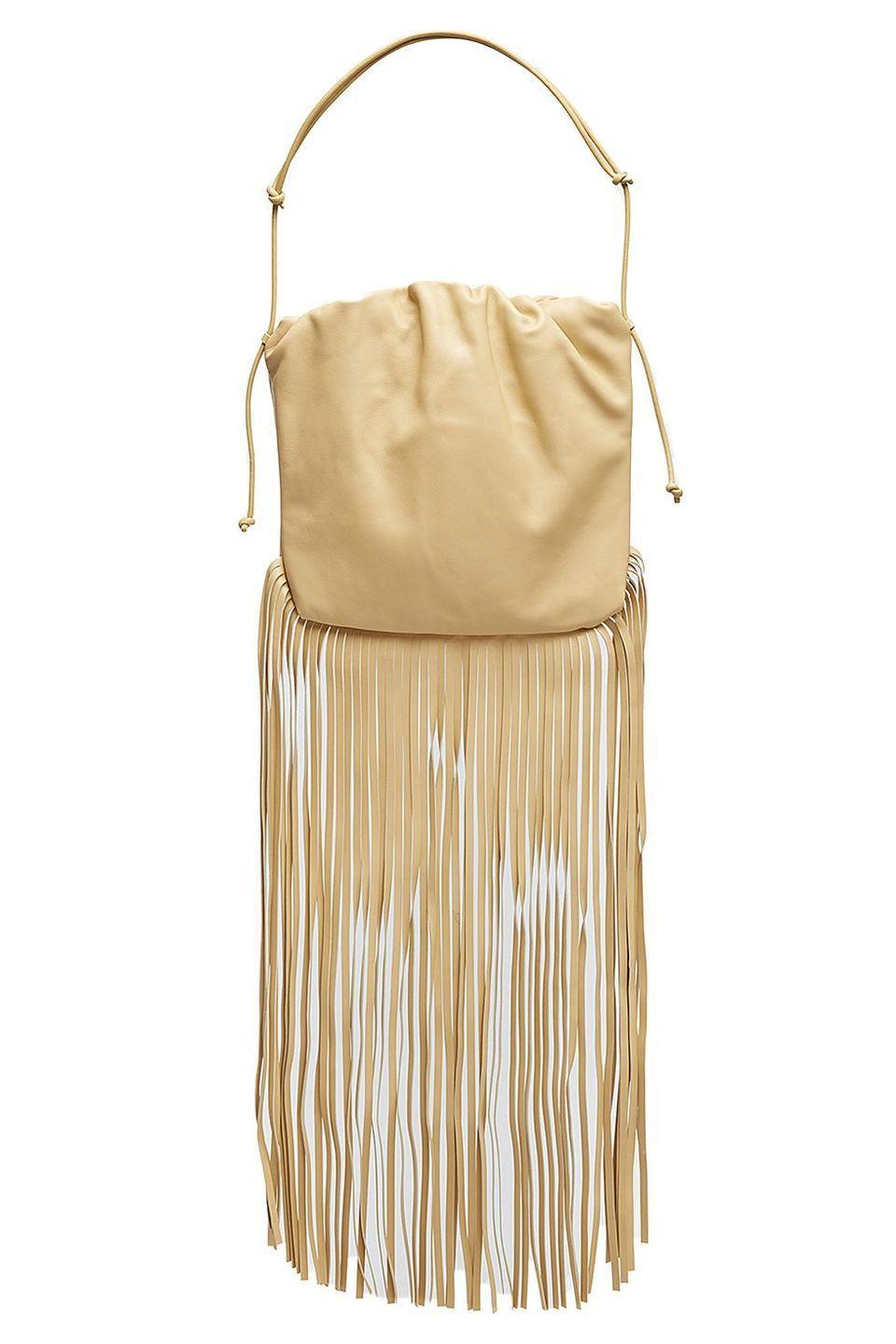 "<p>Another season, another Bottega Veneta handbag we can't stop thinking about. This time around, we're eyeing its pre-fall fringe pouch that comes in a buttery leather <em>and </em>a buttery shade.</p><p><em>Bottega Veneta, $2,800; bottegaveneta.com</em></p><p><a class=""link rapid-noclick-resp"" href=""https://go.redirectingat.com?id=74968X1596630&url=https%3A%2F%2Fwww.bottegaveneta.com%2Fus%2Fclutch_cod45522980bi.html&sref=https%3A%2F%2Fwww.elle.com%2Ffashion%2Fshopping%2Fg33416567%2Fdesigner-it-bags-pre-fall-2021%2F"" rel=""nofollow noopener"" target=""_blank"" data-ylk=""slk:SHOP NOW"">SHOP NOW</a></p>"