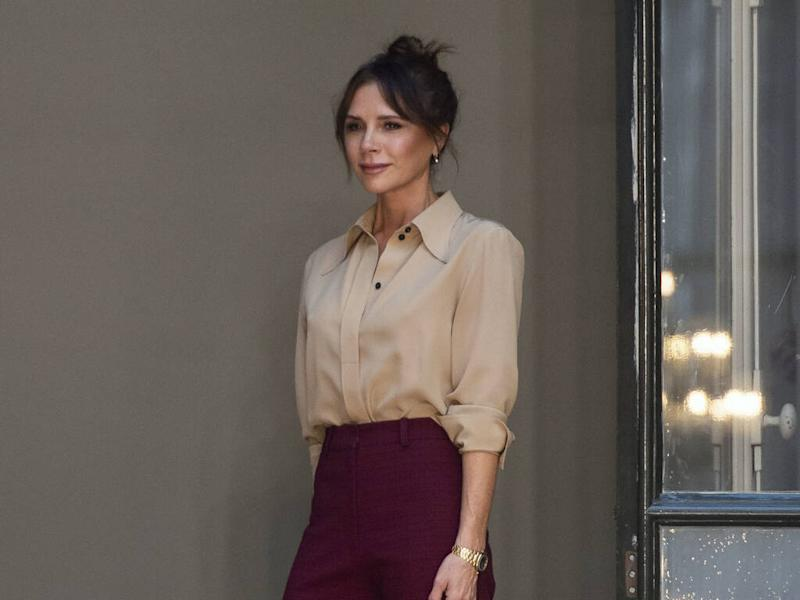 Victoria Beckham gearing up to launch debut skincare product