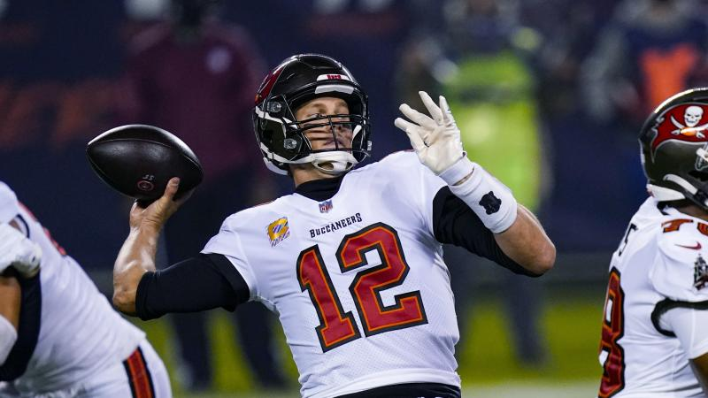 Chicago Bears down Tampa Bay Buccaneers after rare Tom Brady error