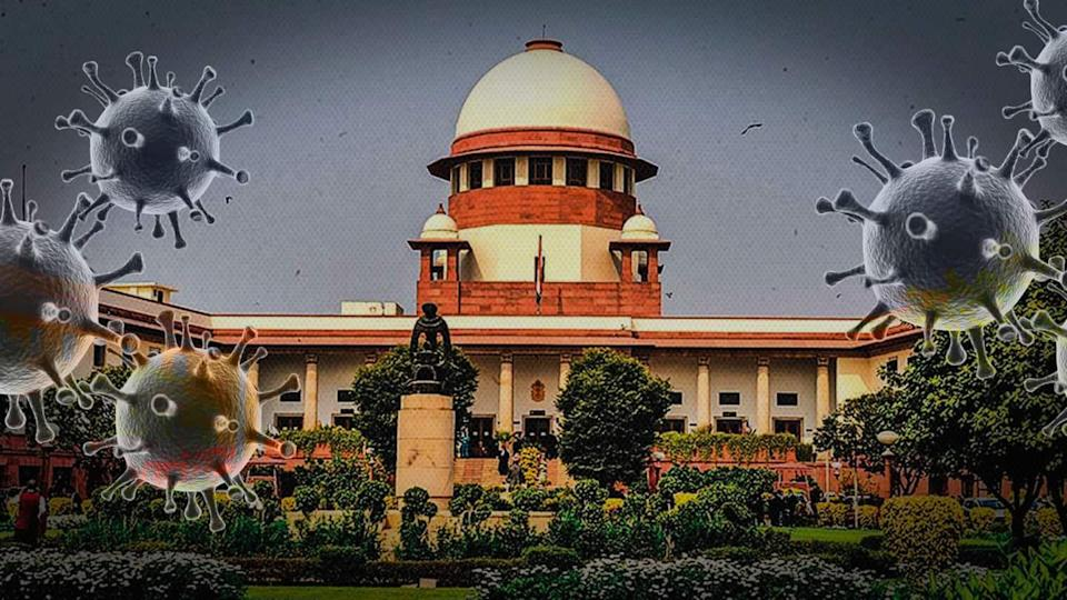 Over 50% SC staff contract coronavirus, judges to work remotely