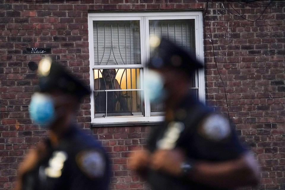 <p>Nueva York tuvo un total de 447 asesinatos en 2020.</p> (Copyright 2020 The Associated Press. All rights reserved.)