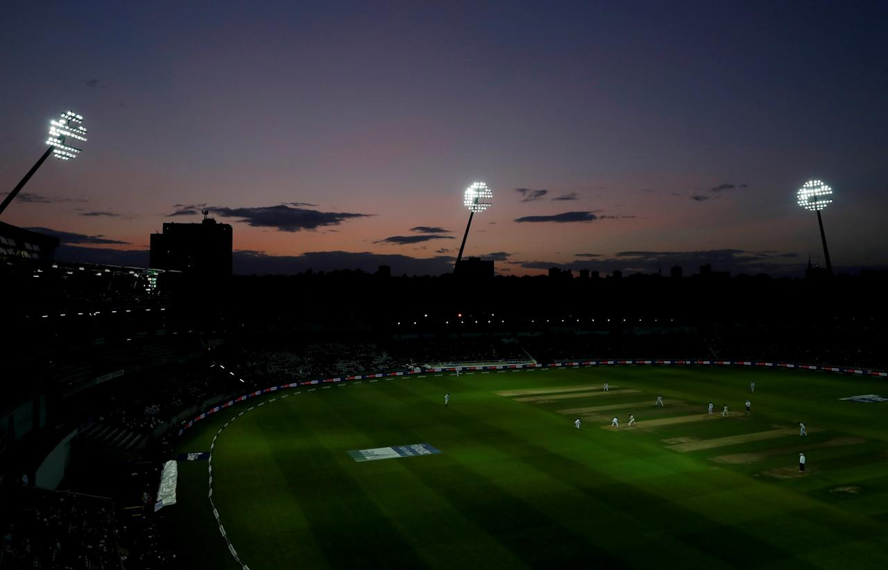 Cricket - England vs West Indies - First Test - Birmingham, Britain - August 17, 2017   General view during the match   Action Images via Reuters/Paul Childs     TPX IMAGES OF THE DAY
