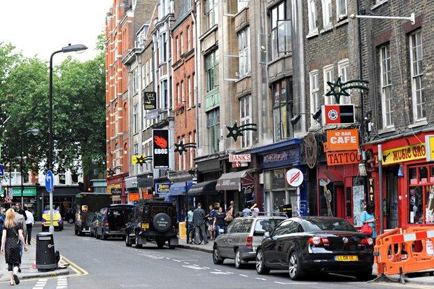 Westminster city council does not want Soho to be swamped by chain stores: JEREMY SELWYN