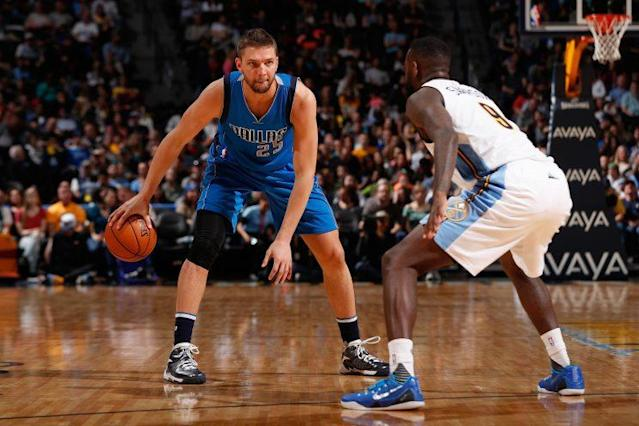 Chandler Parsons has plenty to prove despite a big new contract. (Getty Images)