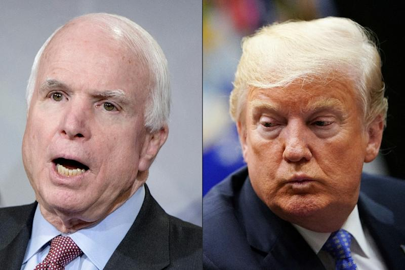 Republicans slow efforts to rename Senate building for McCain