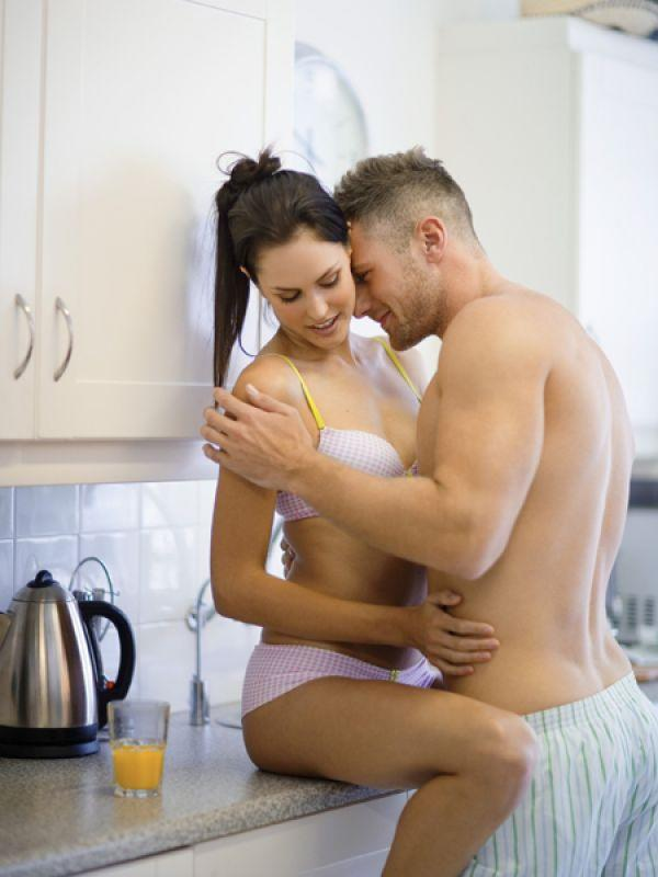 Images via : iDiva.com The kitchen counter : Your naked behind sitting pretty on the cold, steel kitchen-top with cutlery and food around for company is not the best position for mind-blowing sex. Even if he's of the perfect height to make the act physically possible. Sex fix : If the kitchen must inspire sex, play around with food (tried-and-tested chocolate sauce, strawberries and cream, etc.) rather than getting frisky in the kitchen area itself. Related Articles - Naughty Apps to Improve Your Sex Life 7 Hot Sex Positions for First Time Sex