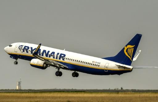 Ryanair shares slide 4.4% as ECJ rules against airline