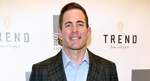 Tarek El Moussa, pictured here in 2016, isn't thinking about settling down again following his split with wife and co-star Christina El Moussa. He's focused on fatherhood and work. He's not focused on drama. (Photo: Sylvain Gaboury/Patrick McMullan via Getty Images)