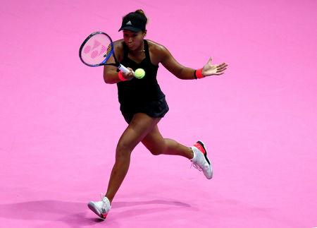 US Open champion Osaka reaches Pan Pacific Open final