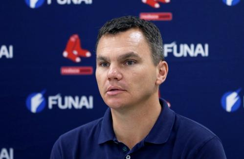 N.H. native and former Sox GM reportedly hired by Pirates