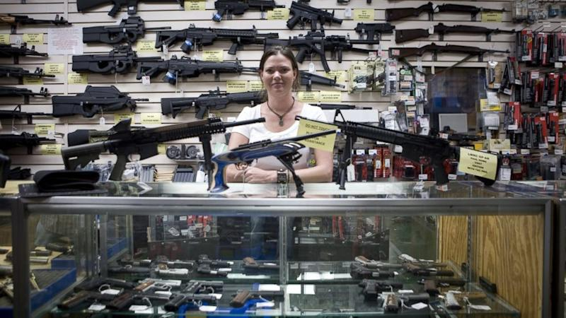 Record Number of Gun Background Checks Before Election