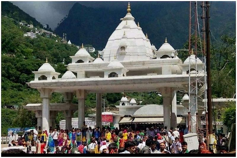 Vaishno Devi Board Increases Quota of Pilgrims from Outside Jammu and Kashmir to 500