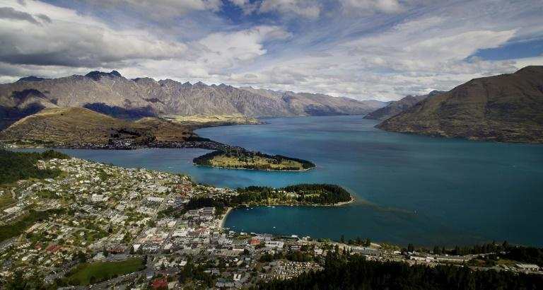 "The mayor of New Zealand's Queenstown called the new travel bubble a ""saviour for businesses"""