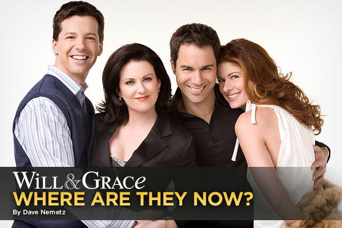 """Debra Messing returns to NBC this week with """"<a href=""""/smash/show/47403"""">Smash</a>,"""" which got us thinking about her last small-screen smash: the groundbreaking gay-friendly sitcom """"<a href=""""/will-grace/show/266"""">Will & Grace</a>."""" After eight top-rated seasons, it closed up shop in 2006, but the talented cast is still going strong in film and TV. Click through to find out what the cast of """"Will & Grace"""" is up to these days."""