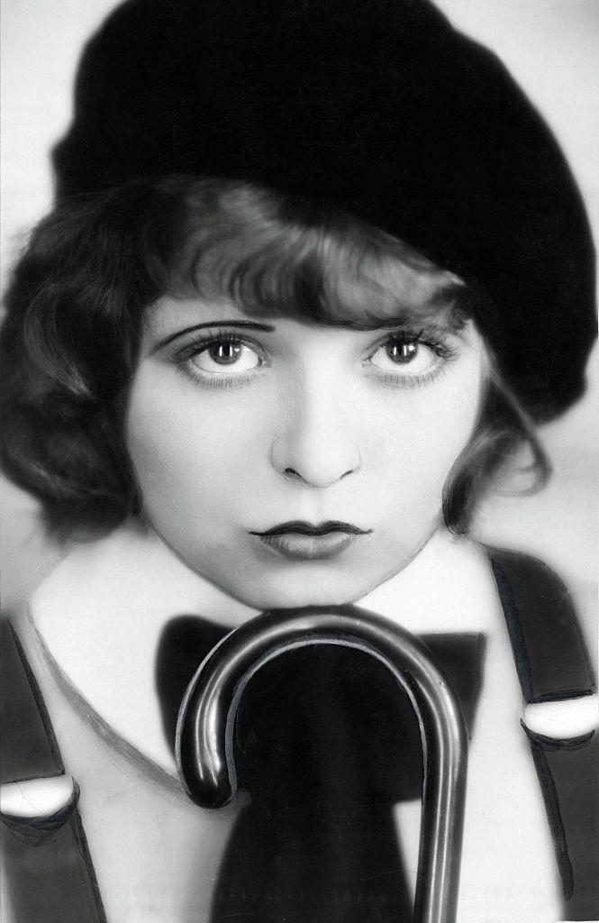 """<p>Hollywood couldn't get enough of Clara Bow, so much that she was branded the """"It Girl.""""</p>"""