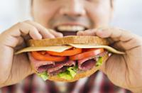 """<p>We know that people in different states have very different opinions on how certain foods should be eaten—just look at the country's wild variety of <a href=""""http://www.delish.com/food/g1208/best-sandwich-shops-us/"""" rel=""""nofollow noopener"""" target=""""_blank"""" data-ylk=""""slk:sandwich preferences"""" class=""""link rapid-noclick-resp"""">sandwich preferences</a> — but we had no idea about the slew of <a href=""""http://www.dumblaws.com/"""" rel=""""nofollow noopener"""" target=""""_blank"""" data-ylk=""""slk:dumb laws"""" class=""""link rapid-noclick-resp"""">dumb laws</a> out there governing everything from what we can and can't eat to when and where we can eat them. How many of these absurd food laws have you broken?</p>"""