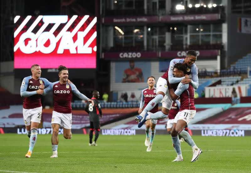 Souness thinks Villa let the grass grow to slow Liverpool
